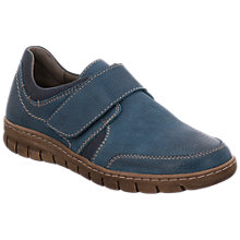 Buy Josef Seibel Steffi 33 Combi Trainers, Blue Online at johnlewis.com