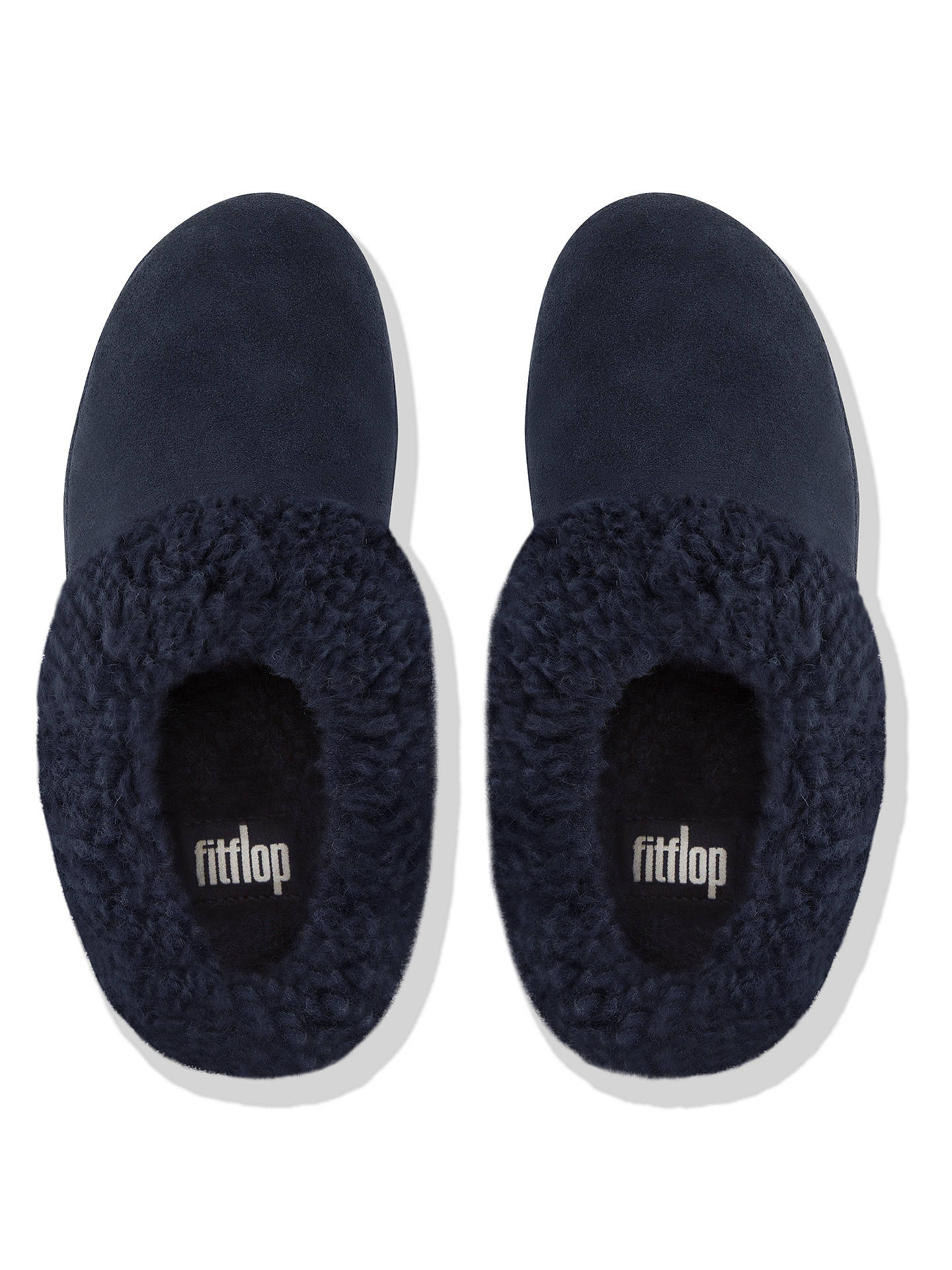 952d01d8ed17c FitFlop Snug Loafer Slippers at John Lewis   Partners