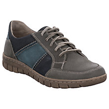 Buy Josef Seibel Steffi 47 Combi Trainers, Moss/Multi Online at johnlewis.com