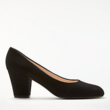 Buy John Lewis Alma Block Heeled Court Shoes Online at johnlewis.com