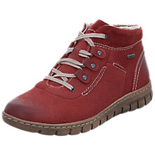 Buy Josef Seibel Steffi 13 Lace Up Ankle Boots Online at johnlewis.com