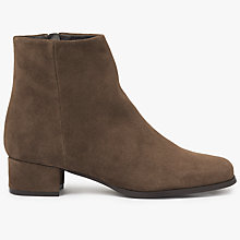Buy John Lewis Parker Block Heeled Ankle Boots Online at johnlewis.com
