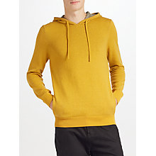 Buy Kin by John Lewis Plated Hoodie, Honey Online at johnlewis.com