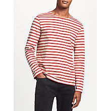 Buy Kin by John Lewis Breton Stripe Long Sleeve T-Shirt Online at johnlewis.com