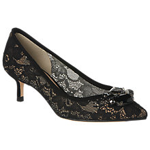Buy L.K. Bennett Juliet Stiletto Heeled Court Shoes Online at johnlewis.com