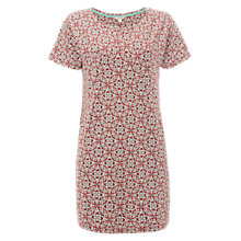 Buy White Stuff Filly Jersey Tunic, Rosewood Red Online at johnlewis.com