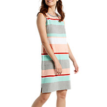 Buy White Stuff Polly Porto Striped Dress, Multi Online at johnlewis.com