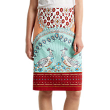 Buy White Stuff  Porto Print Woven Skirt, Multi Online at johnlewis.com