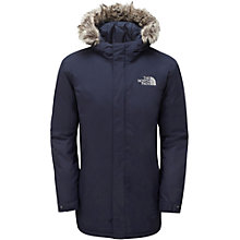 Buy The North Face Zaneck Hooded Men's Jacket, Blue Online at johnlewis.com