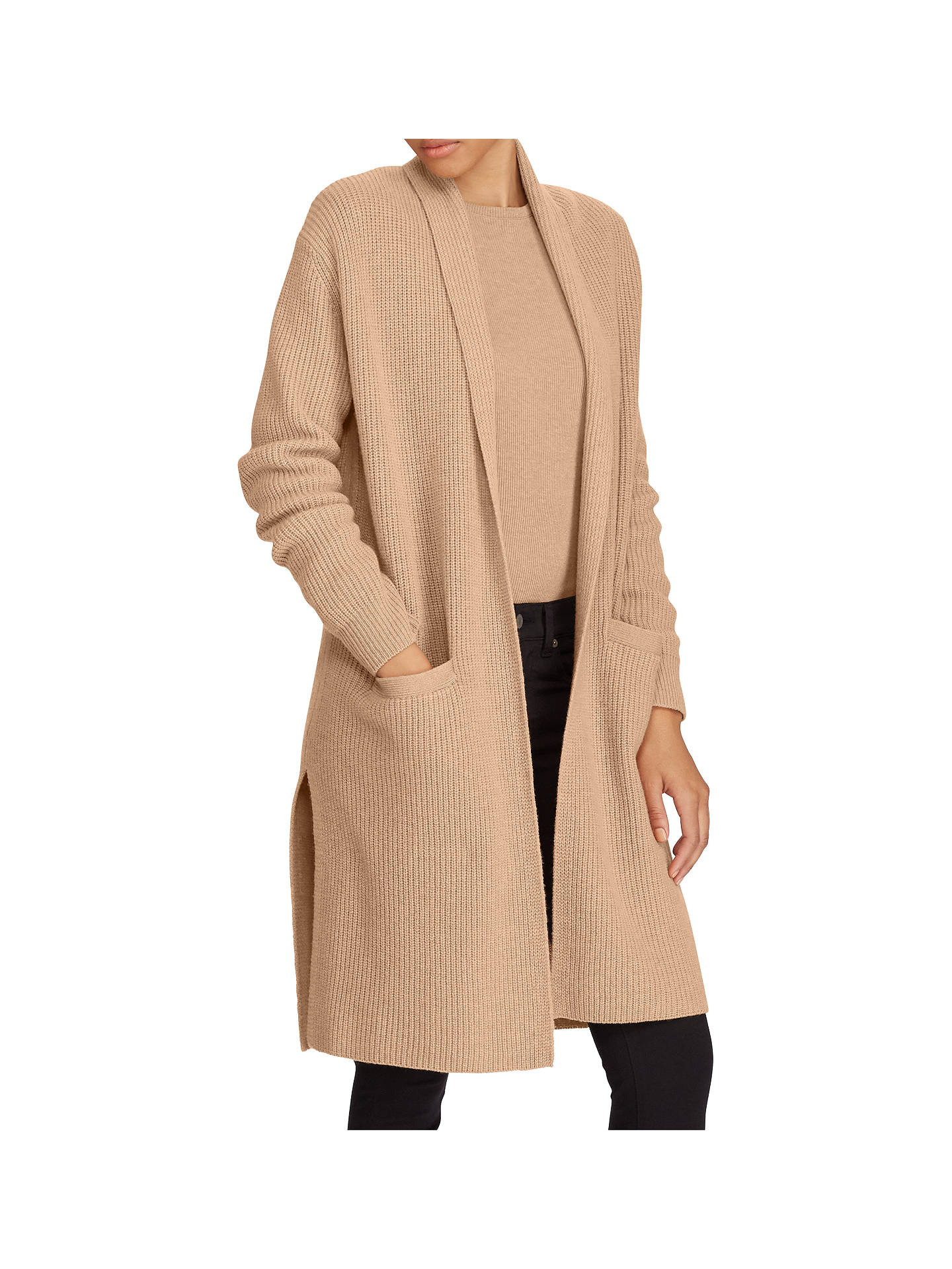 365eb4b11 View All Women s Knitwear. Buy Polo Ralph Lauren Cashmere Elongated Cardigan