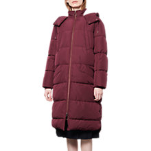 Buy Parka London Amelie Long Quilted Parka Online at johnlewis.com