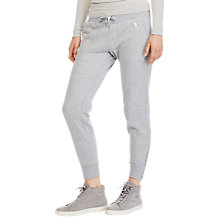 Buy Polo Ralph Lauren Zip Cuff Fleece Jogging Bottoms Online at johnlewis.com