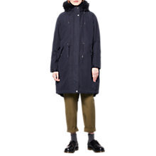 Buy Parka London Connie Military Parka Online at johnlewis.com
