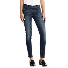 Buy Polo Ralph Lauren Tompkins Skinny Jeans, Dark Indigo Online at johnlewis.com