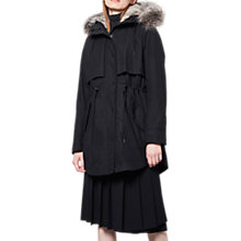 Buy Parka London Lara Essential Faux Fur Parka Online at johnlewis.com