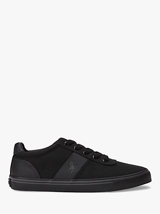 Polo Ralph Lauren Hanford Canvas Trainers