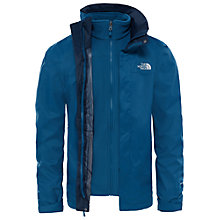 Buy The North Face Evolve II Triclimate 3-in-1 Waterproof Men's Jacket Online at johnlewis.com