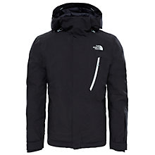 Buy The North Face Descendit Waterproof Men's Jacket, Black Online at johnlewis.com