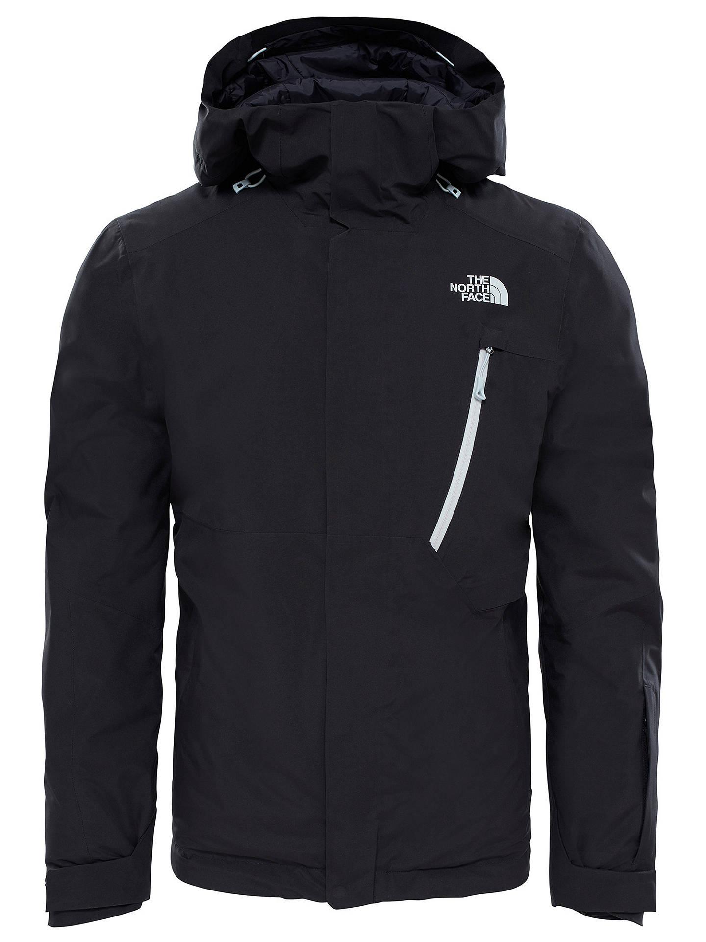 b675e1f4b The North Face Descendit Waterproof Men's Jacket, Black at John ...