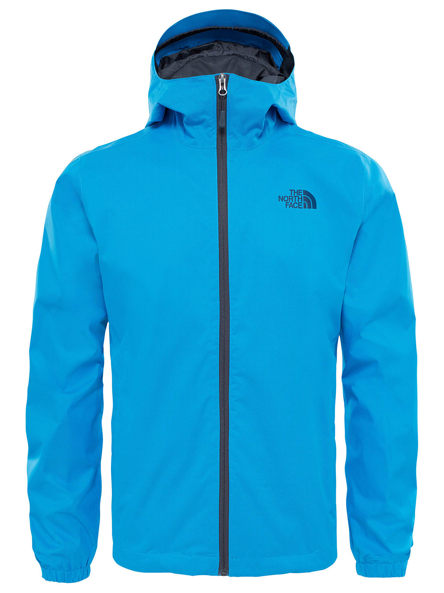 1a141fafe The North Face Quest Men's Waterproof Jacket, Blue at John Lewis ...
