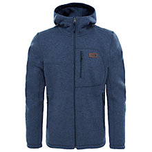 Buy The North Face Gordon Lyons 1/4 Zip Men's Fleece, Navy Blue Online at johnlewis.com