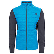 Buy The North Face Thermoball Active Men's Jacket, Blue Online at johnlewis.com