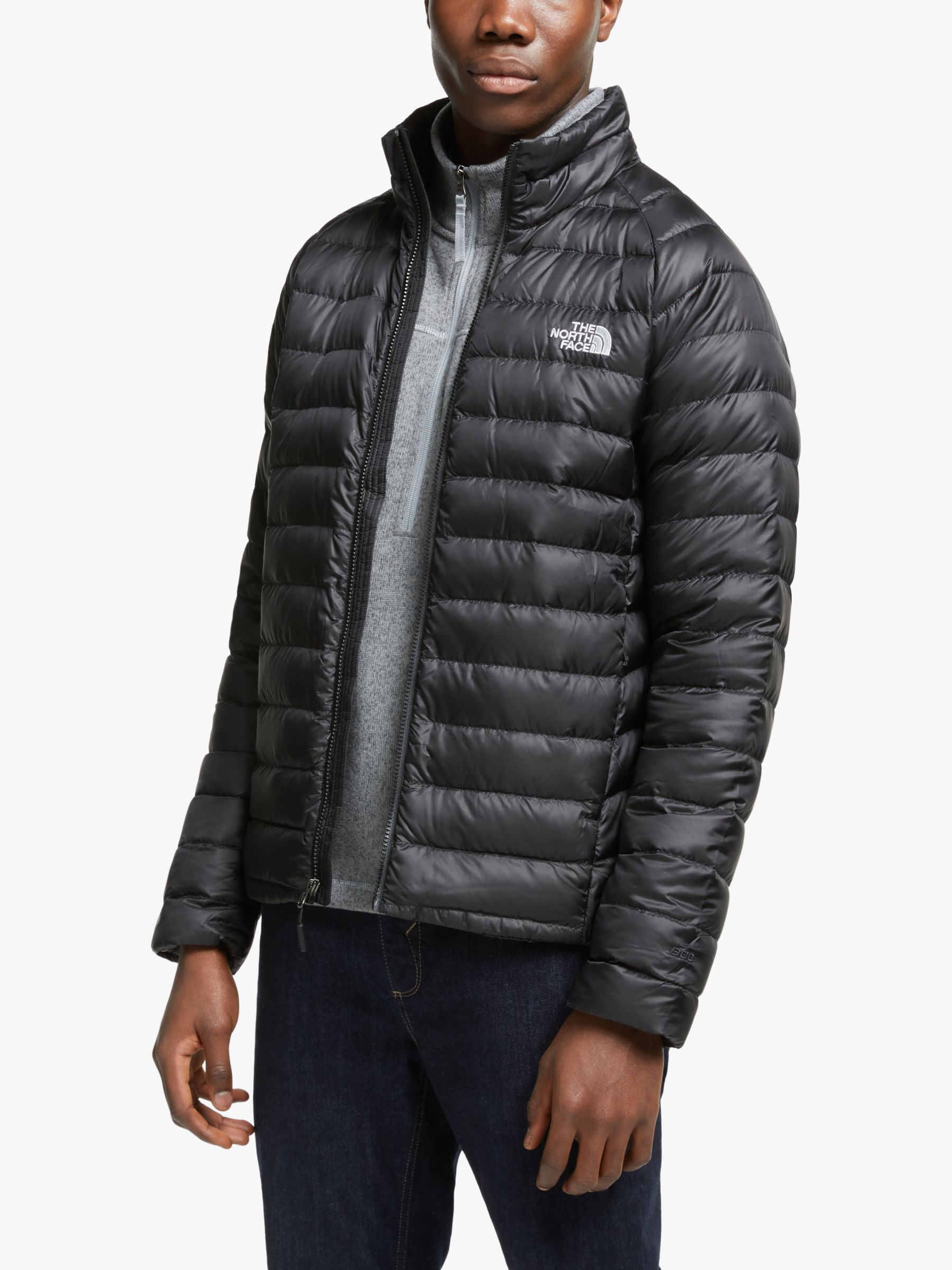 The North Face The North Face Men's Waterproof Trevail Jacket, Black