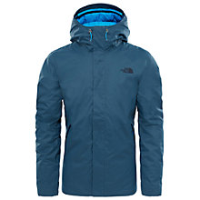 Buy The North Face Thermoball Shell Insulated Men's Jacket, Conquer Blue Online at johnlewis.com