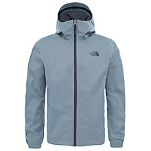 Buy The North Face Quest Waterproof Men's Jacket, Monument Online at johnlewis.com
