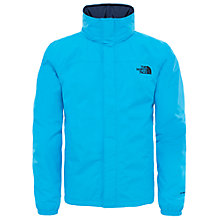 Buy The North Face Resolve Insulated Men's Jacket, Blue Online at johnlewis.com