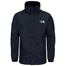 Buy The North Face Resolve 2 Waterproof Men's Jacket, Black Online at johnlewis.com