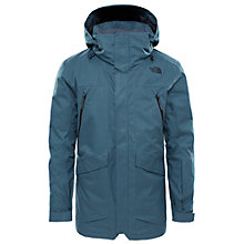 Buy The North Face Gatekeeper Men's Waterproof Insulated Jacket, Grey Online at johnlewis.com