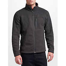 Buy The North Face Gordon Lyons Full Zip Men's Fleece Jacket, Grey Online at johnlewis.com