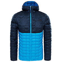 Buy The North Face Thermoball Hooded Insulated Men's Jacket Online at johnlewis.com