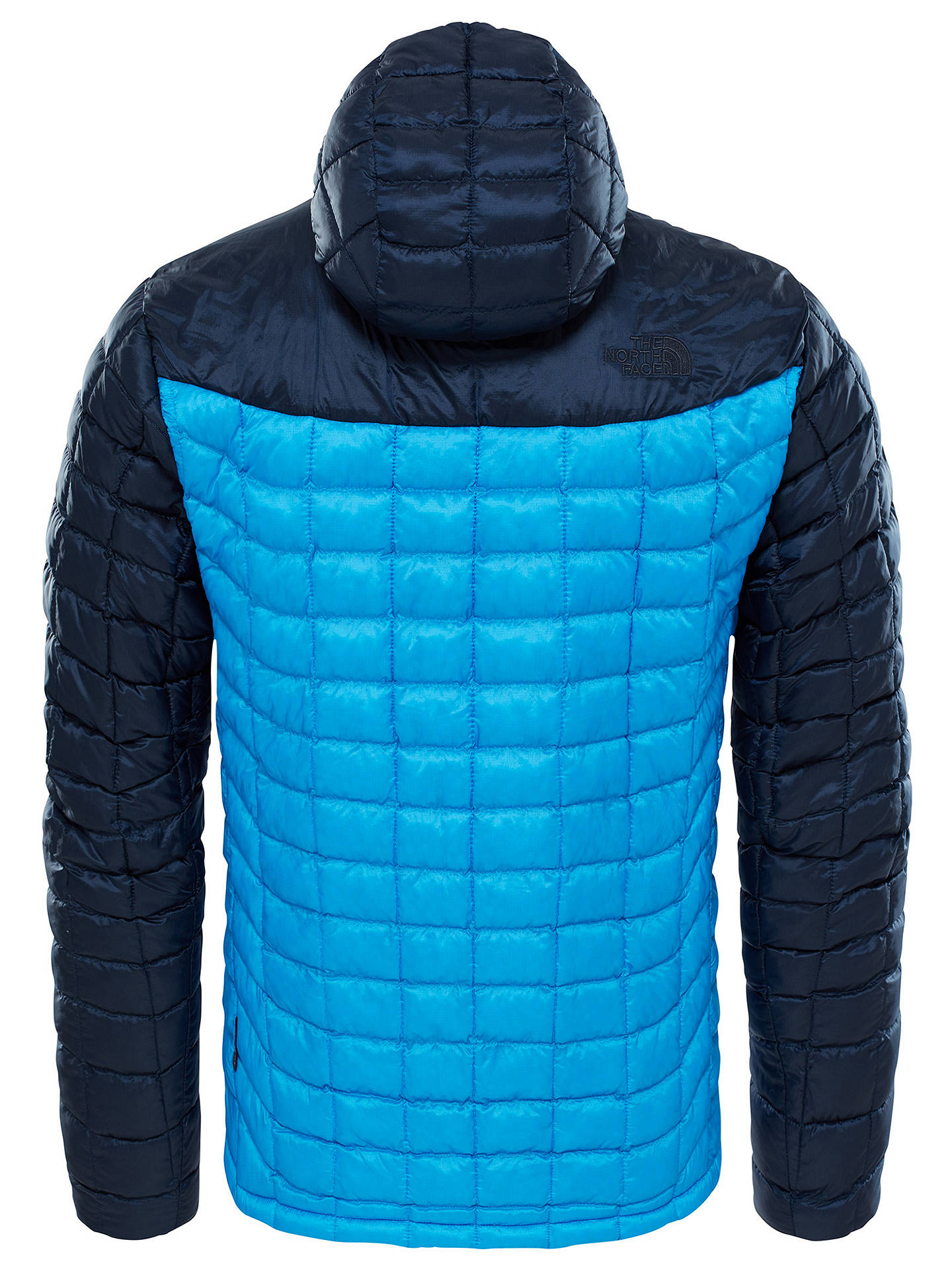 ebbc489586d3 The North Face Thermoball Hooded Insulated Men s Jacket at John ...