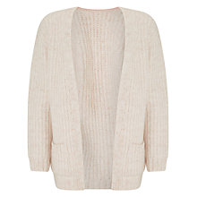 Buy John Lewis Girls' Cardigan, Pink Online at johnlewis.com