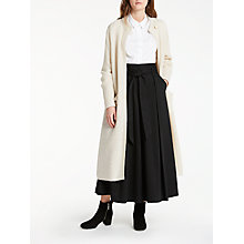 Buy Somerset by Alice Temperley Long Cardigan, Natural Online at johnlewis.com