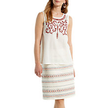 Buy White Stuff Vimara Trophy Cotton Skirt, Multi Online at johnlewis.com