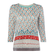 Buy White Stuff Peacock Jumper, Multi Online at johnlewis.com