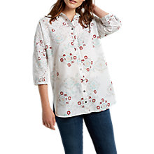 Buy White Stuff Ray Of Light Shirt, White Online at johnlewis.com
