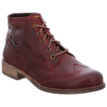 Buy Josef Seibel Sienna 15 Block Heeled Ankle Boots Online at johnlewis.com