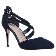 Buy Carvela Link Two Part Court Shoes Online at johnlewis.com