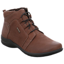 Buy Josef Seibel Fabienne 51 Lace Up Ankle Boots, Brown Online at johnlewis.com