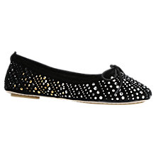 Buy Carvela Lena Embellished Ballet Pumps Online at johnlewis.com
