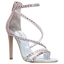Buy Carvela Grass Embellished Stiletto Heeled Sandals Online at johnlewis.com