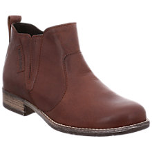Buy Josef Seibel Sienna 45 Ankle Boots, Camel Online at johnlewis.com