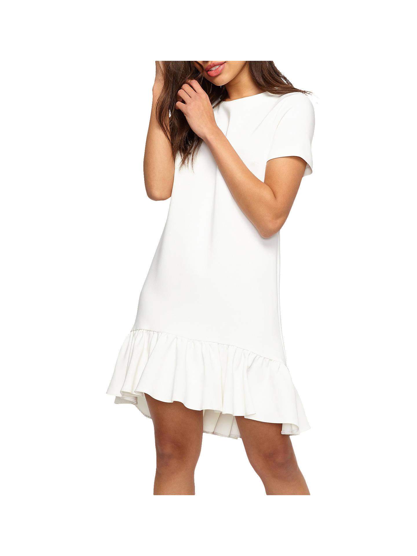 aef460b2c1 ... Buy Miss Selfridge Peplum Hem T-Shirt Dress