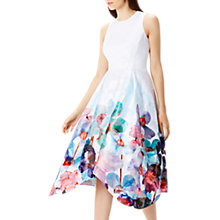 Buy Coast Azure Orsay Midi Dress, Multi Online at johnlewis.com