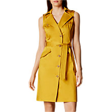 Buy Karen Millen Pocket Safari Dress Online at johnlewis.com