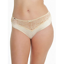 Buy Royce Champagne 1291 Briefs, Ivory Online at johnlewis.com
